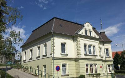 Klempířské a pokrývačské práce – Zdravotní středisko Březno u Chomutova